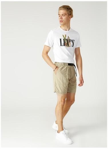 Levi's® Şort Haki